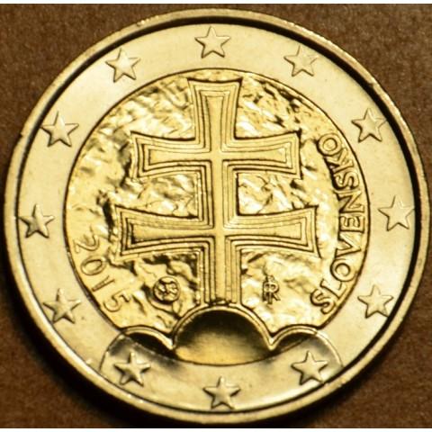 2 Euro Slovensko 2015 (UNC)
