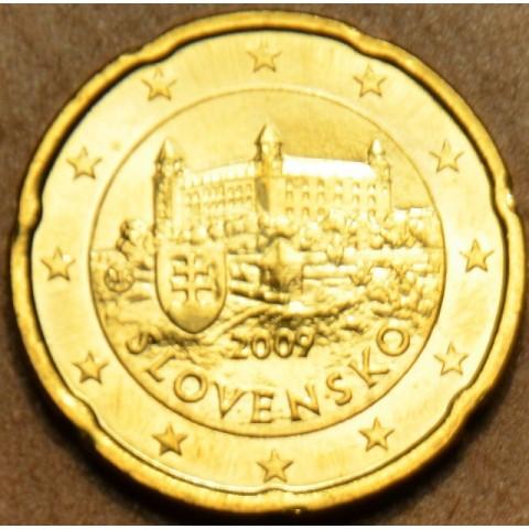 20 cent Slovensko 2009 (UNC)