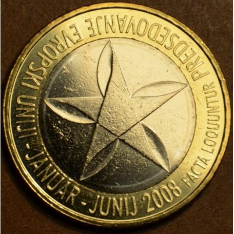 Pamätné minca 3 Euro Slovinsko 2008 (UNC)