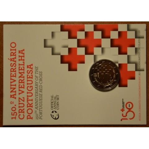 2 Euro Portugalsko 2015 - 150 rokov portugalského Červeného kríža (BU)