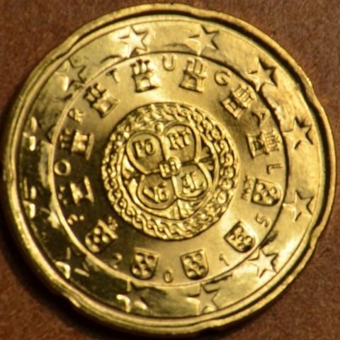 20 cent Portugalsko 2015 (BU)