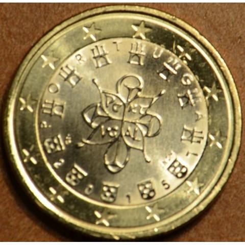 1 Euro Portugalsko 2002 (UNC)