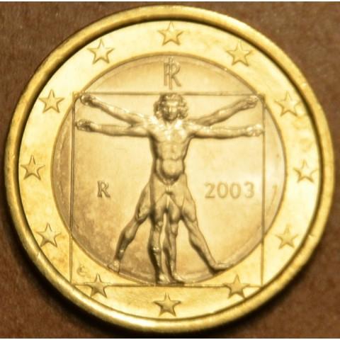 1 Euro Taliansko 2003 (UNC)