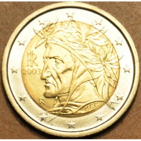 2 Euro Taliansko 2003 (UNC)