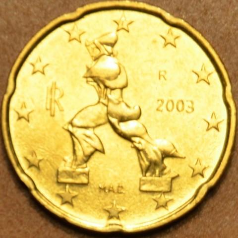 20 cent Taliansko 2003 (UNC)