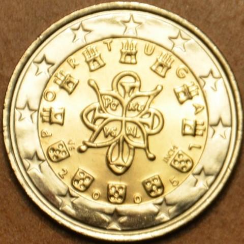 2 Euro Portugalsko 2005 (UNC)