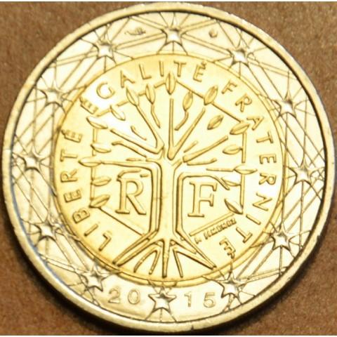 2 Euro Francúzsko 2015 (UNC)