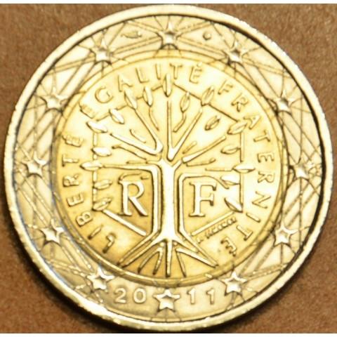 2 Euro Francúzsko 2011 (UNC)
