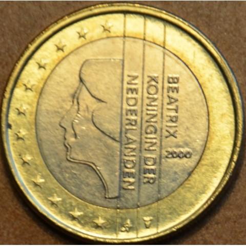 1 Euro Holandsko 2000 - Kráľovná Beatrix (UNC)