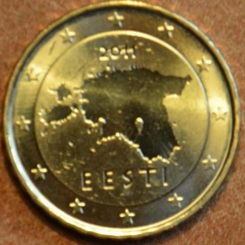 10 cent Estónsko 2011 (UNC)
