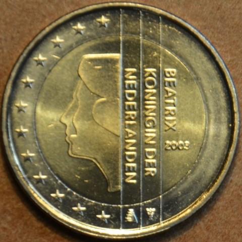 2 Euro Holandsko 2003 - Kráľovná Beatrix (UNC)