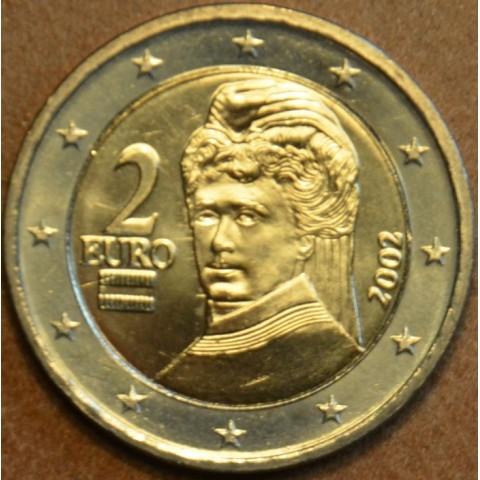 2 Euro Rakúsko 2002 (UNC)
