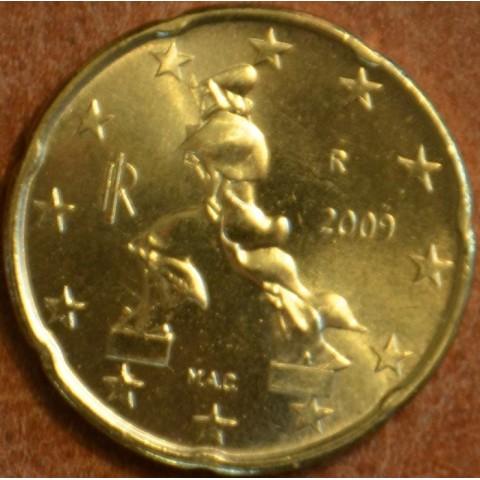 20 cent Taliansko 2009 (UNC)