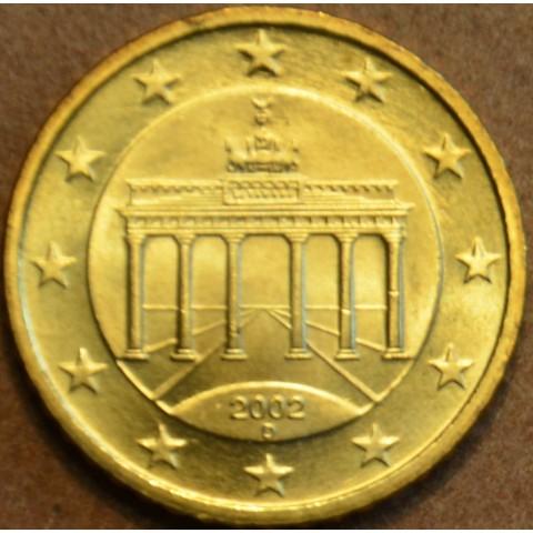 """50 cent Nemecko """"D"""" 2002 (UNC)"""