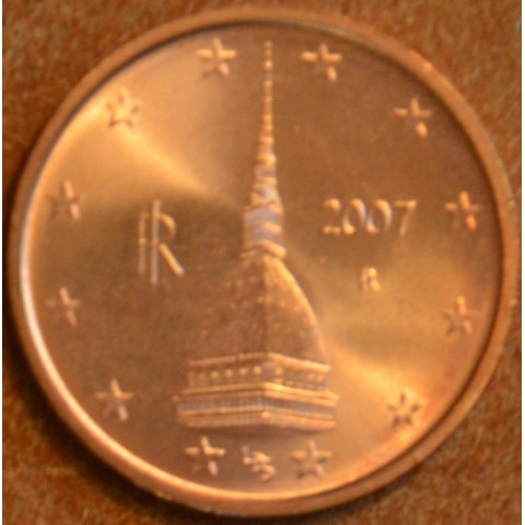 2 cent Taliansko 2007 (UNC)