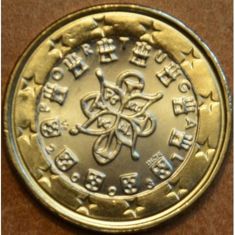 1 Euro Portugalsko 2003 (UNC)