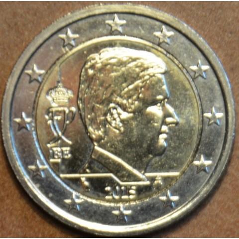 2 Euro Belgicko 2015 - Filip (UNC)