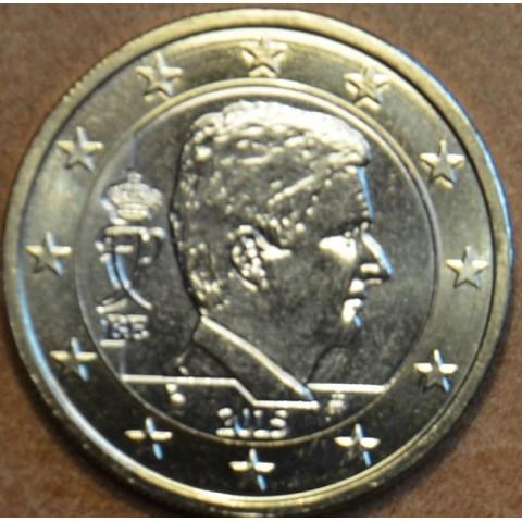 1 Euro Belgicko 2015 - Filip (UNC)