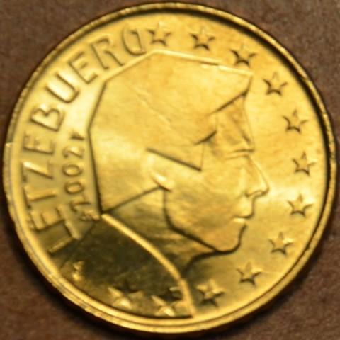 10 cent Luxembursko 2002 (UNC)