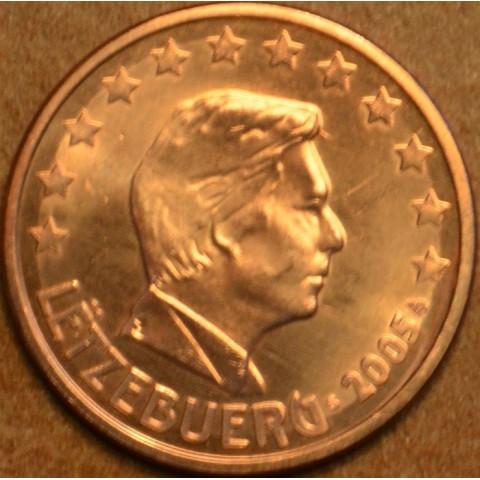 5 cent Luxembursko 2005 (UNC)