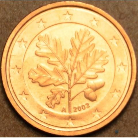 """2 cent Nemecko """"A"""" 2002 (UNC)"""