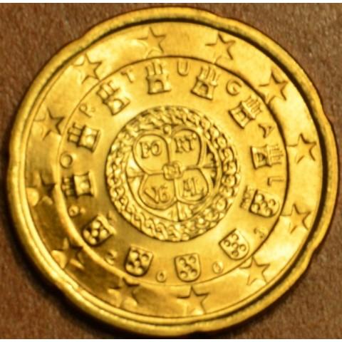 20 cent Portugalsko 2003 (UNC)