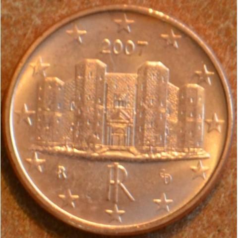 1 cent Taliansko 2007 (UNC)