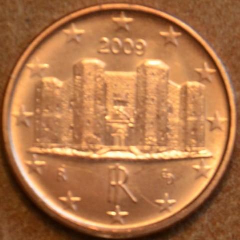 1 cent Taliansko 2009 (UNC)