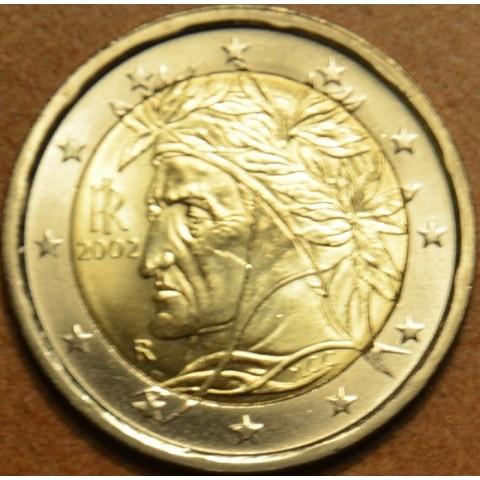 2 Euro Taliansko 2002 (UNC)