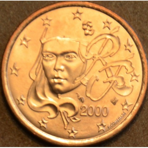 5 cent Francúzsko 2000 (UNC)