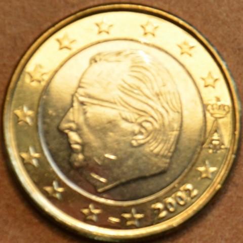 1 Euro Belgicko 2002 (UNC)
