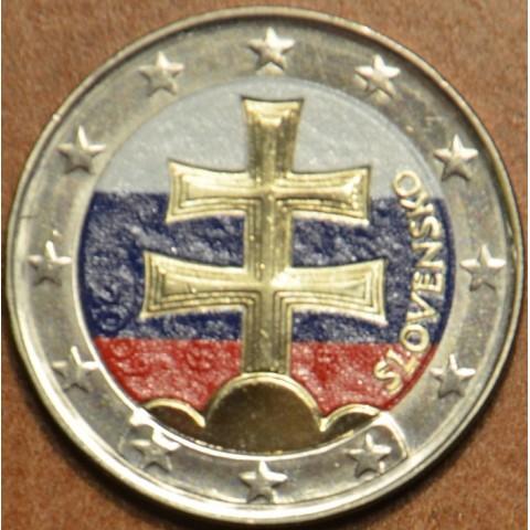 2 Euro Slovensko 2009 (farebná UNC)