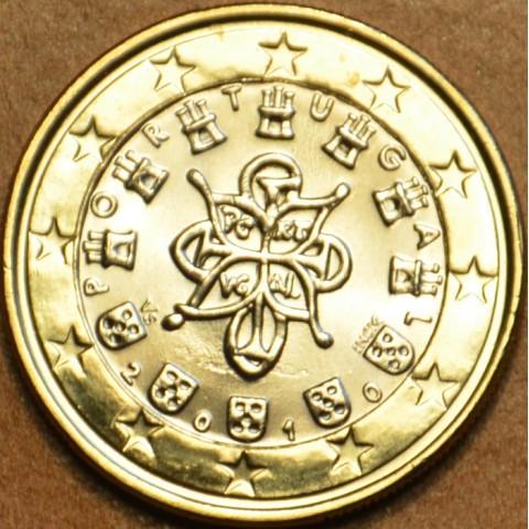 1 Euro Portugalsko 2010 (UNC)