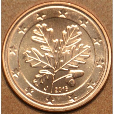 """1 cent Nemecko """"A"""" 2015 (UNC)"""