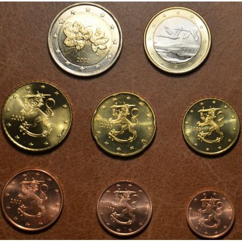Sada 8 euromincí Fínsko 2003 (UNC)
