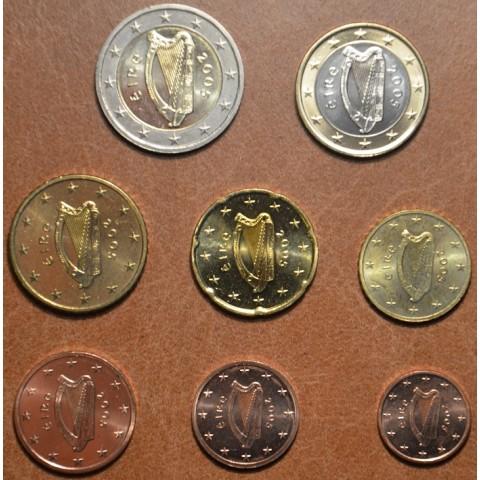 Sada 8 mincí Írsko 2005 (UNC)