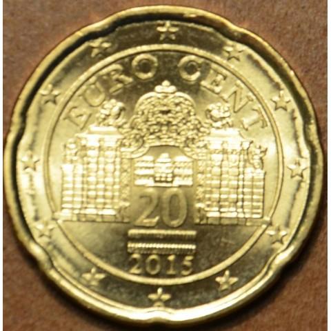 20 cent Rakúsko 2015 (UNC)