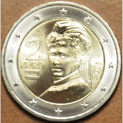 2 Euro Rakúsko 2015 (UNC)