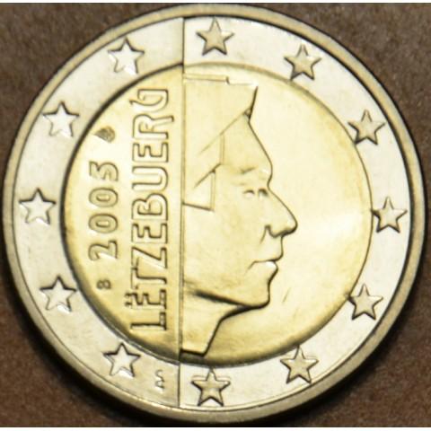 2 Euro Luxembursko 2005 (UNC)