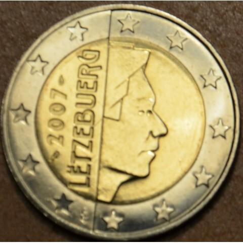2 Euro Luxembursko 2007 (UNC)