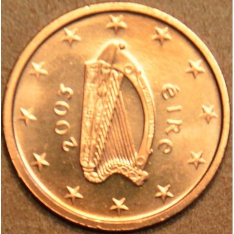 2 cent Írsko 2003 (UNC)