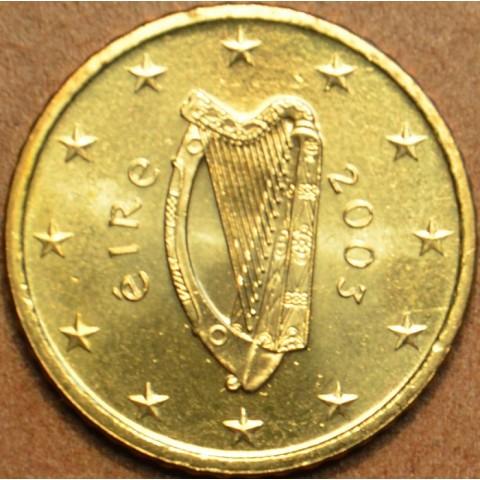 50 cent Írsko 2003 (UNC)