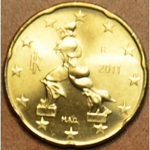 20 cent Taliansko 2011 (UNC)