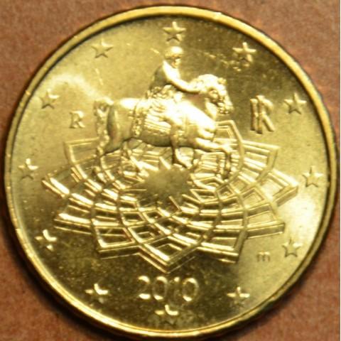 50 cent Taliansko 2010 (UNC)