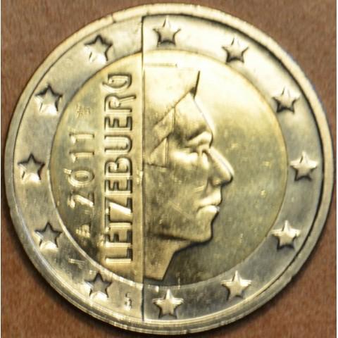 2 Euro Luxembursko 2011 (UNC)