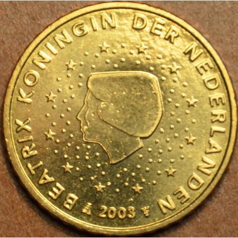 10 cent Holandsko 2003 (UNC)