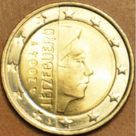 2 Euro Luxembursko 2004 (UNC)