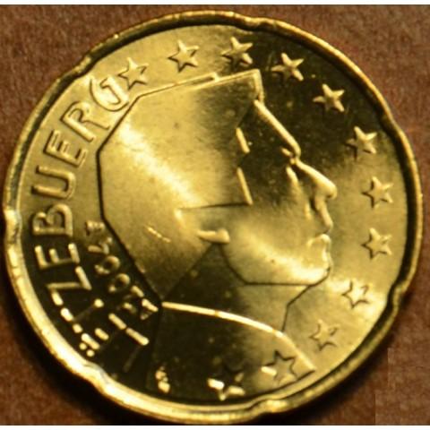 20 cent Luxembursko 2004 (UNC)
