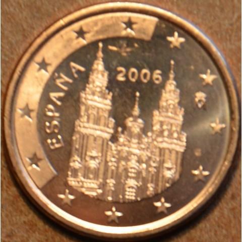 2 cent Španielsko 2006 (UNC)