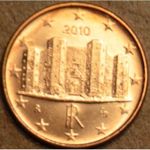 1 cent Taliansko 2010 (UNC)